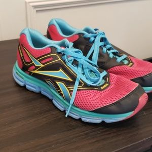 reebok colorful shoes